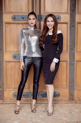 Huong and Dieu Han