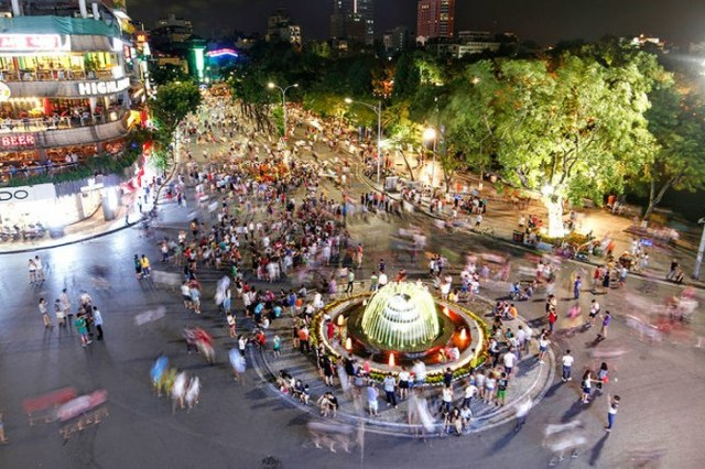 Hanoi welcomed an estimated nearly 20 million tourist arrivals in the first nine months of this year.