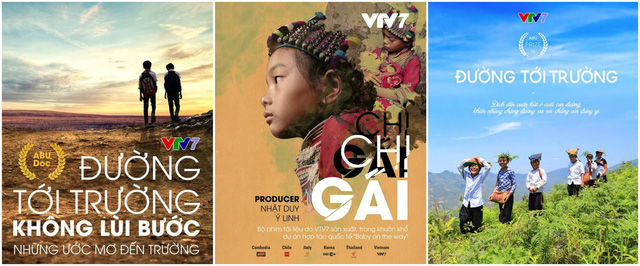 Three VTV7 documentaries qualified for the final round of 28th Prix Jeunesse