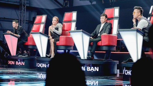 The Fantastic Four of The Voice 2019 
