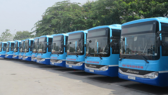 Transerco is replacing dilapidated buses with new vehicles.