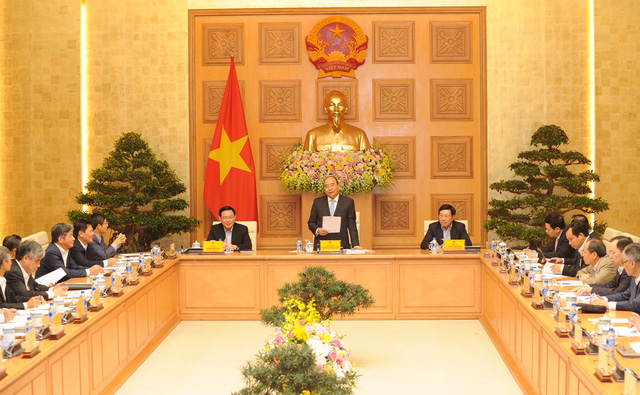 An overview of the meeting. (Photo: NDO/Tran Hai)