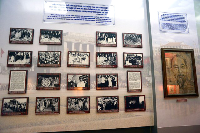 After nearly twenty years of inauguration, the Ho Chi Minh Museum has collected and received over 7,000 documents, artefacts and films, including many rare original objects.
