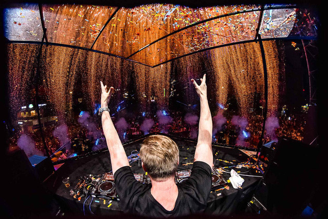 and Ferry Corsten, a legendary Trance DJ from the Netherlands