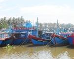 Ngư dân miền Trung khẩn trương tránh trú bão Hagupit