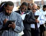 Đơn xin trợ cấp thất nghiệp ở Mỹ giảm tuần thứ tư liên tiếp