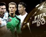 Messi, Ronaldo và Neuer lọt top 3 tranh Quả bóng vàng FIFA 2014