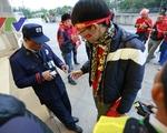 AFF Cup: An ninh được đảm bảo trước giờ đại chiến Việt Nam - Malaysia