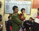 Giải cứu thành công cháu bé bị bắt cóc ở Hà Nội