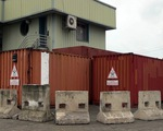 Di dời lô hàng dầu chứa hóa chất PCB về Kiên Giang xử lý