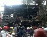 Hà Nội: Hai vụ cháy lớn xảy ra trong một ngày
