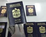 Cảnh sát Thái Lan triệt phá đường dây làm hộ chiếu giả