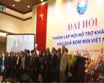 Ra mắt Hội hỗ trợ khắc phục hậu quả bom mìn Việt Nam