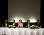 Đoàn làm phim Quyên hào hứng ra mắt báo giới