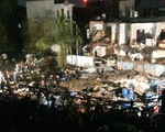 Vụ nổ tại TP.HCM: Đang tích cực tìm 2 người mất tích