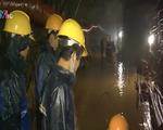 Trắng đêm cứu hộ vụ sập hầm thủy điện ở Lâm Đồng