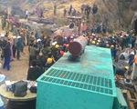 Sập hầm thủy điện Đạ Dâng: Đã giải cứu thành công 12 công nhân