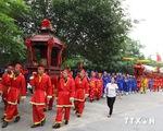Lễ hội mùa Thu Côn Sơn - Kiếp Bạc đón trên 8 vạn lượt khách
