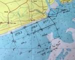 Tìm thấy 2 thuyền viên trong vụ chìm sà lan tại Bạc Liêu