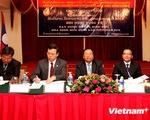 Khai mạc Hội nghị xây dựng biên giới Việt Nam - Lào