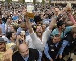 Lễ hội bia lớn nhất thế giới thu hút hàng triệu du khách