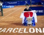 Kei Nishikori lần thứ 2 liên tiếp vô địch Barcelona Open