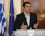 Hy Lạp bất ngờ công bố đề xuất mới trước thềm hội nghị khẩn Eurozone