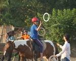 Điều trị tự kỷ bằng cưỡi ngựa