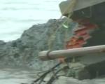Nguy cơ sạt lở đe dọa 1.000 hộ dân tại Cà Mau