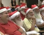 Học làm ông già Noel khó hơn... thi đại học tại Brazil