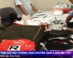 TP.HCM bắt một phụ nữ nước ngoài vận chuyển 5.4kg cocaine