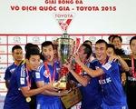 B.Bình Dương và Hà Nội T&T giành vé dự AFC Champions League 2016