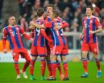 Bayern hủy diệt 10 người của Shakhtar Donetsk với tỷ số không tưởng