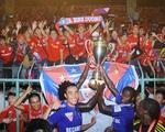 V.League 2015: Bình Dương ghi nhiều bàn nhất, Văn Thắng đoạt Vua phá lưới nội