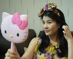 Cô Ló Kim Oanh hóa gái già xì-tin trong phim mới