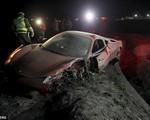 Arturo Vidal gây tai nạn kinh hoàng trong tình trạng say rượu
