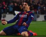 Xem lại màn trình diễn của Suarez trong trận Siêu kinh điển