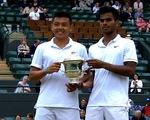 Hoàng Nam giành chức vô địch lịch sử tại Wimbledon trẻ 2015