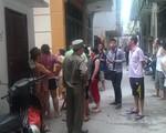 Vụ cháy 5 người chết ở Hà Nội: Do chập điện trước cửa nhà?