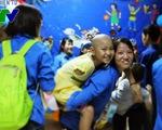 Trung thu sớm của 60 em nhỏ tại bệnh viện K3 Hà Nội