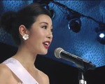 Thúy Vân đoạt giải Á hậu 3 Hoa hậu Quốc tế 2015