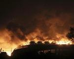 Nổ lớn ở Trung Quốc, ít nhất 17 người chết, 300 người bị thương