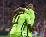 Sao Barcelona tự tin vào cú ăn ba danh hiệu mùa này