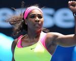 """""""Rửa hận"""" cho chị, Serena đặt chân vào chung kết Úc mở rộng 2015"""