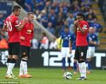 HLV Van Gaal kêu ca về việc Man Utd thiếu tiền đạo đẳng cấp