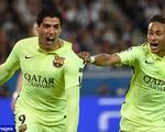 PSG 1-3 Barcelona: Suarez gieo sầu cho thành Paris