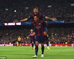 Neymar lập cú đúp, Barcelona nhấn chìm PSG tại Camp Nou