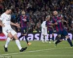 Toàn cảnh đại chiến Barcelona - PSG qua ảnh