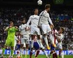 Pha hỏng ăn khó tin của C.Ronaldo trước khung gỗ Atletico Madrid