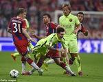 Bayern Munich 3-2 Barcelona: Tinh thần Đức bất khuất